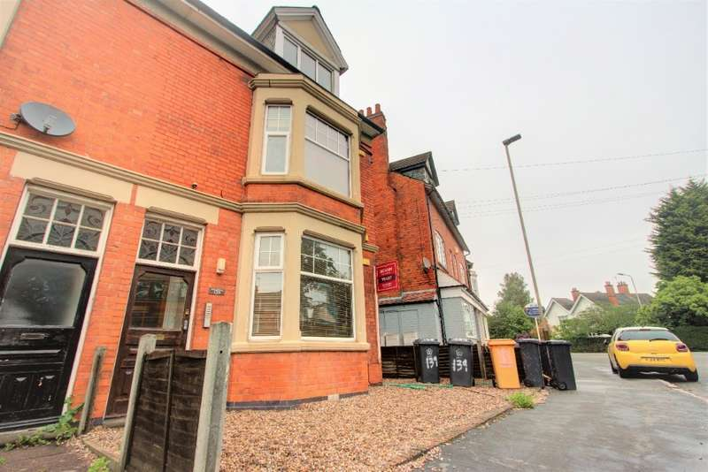 6 Bedrooms Semi Detached House for sale in Knighton Road, Leicester, LE2