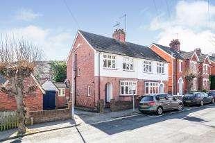 3 Bedrooms Semi Detached House for sale in Meadow Road, Tonbridge, Kent, .