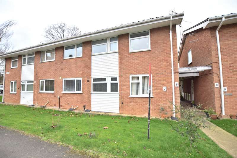 2 Bedrooms Flat for sale in The Willows, Lansdown Road, Gloucester, Gloucestershire, GL1