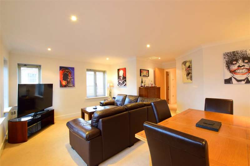 2 Bedrooms Flat for sale in Time Square, 2 Lime Hill Road, Tunbridge Wells, Kent, TN1