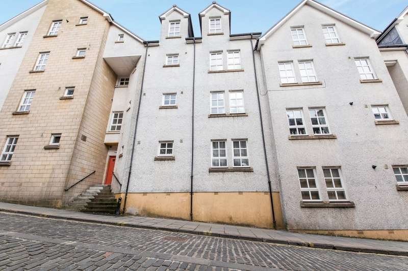 2 Bedrooms Flat for sale in Baker Street, Stirling, FK8