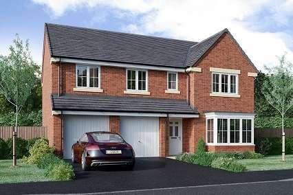 5 Bedrooms Detached House for sale in Blackfield Green, Warton, Preston, PR4
