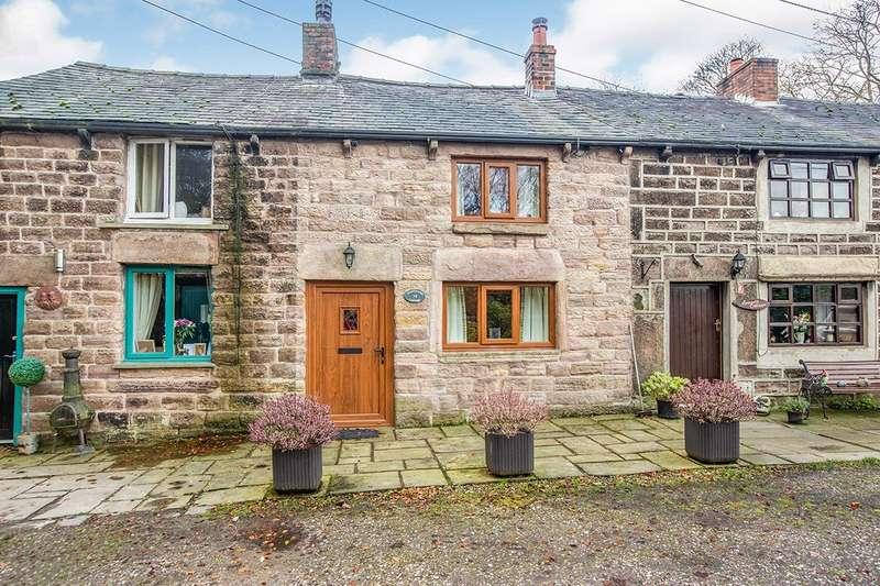 2 Bedrooms House for sale in Long Barn Row, Hoghton, Preston, PR5