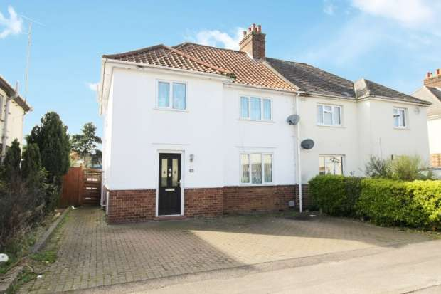 4 Bedrooms Semi Detached House for sale in Wenny Estate, Chatteris, Cambridgeshire, PE16 6UX