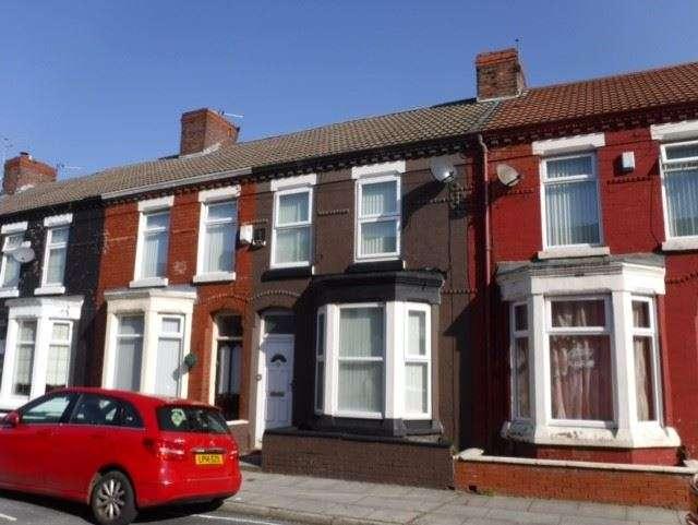 4 Bedrooms Property for sale in Bodmin Road, Walton, Liverpool, Merseyside, L4 5SN