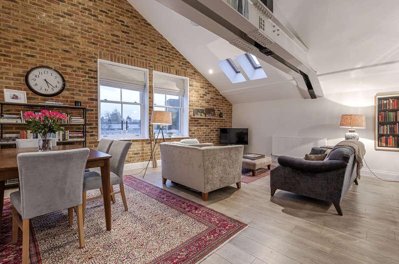 2 Bedrooms Flat for sale in Newton Road, Tunbridge Wells