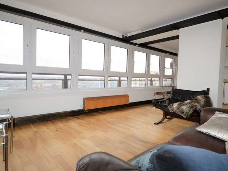 2 Bedrooms Flat for sale in Bowyer Street, Camberwell SE5