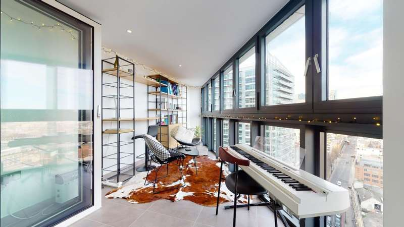 2 Bedrooms Apartment Flat for sale in Wiverton Tower, London, E1