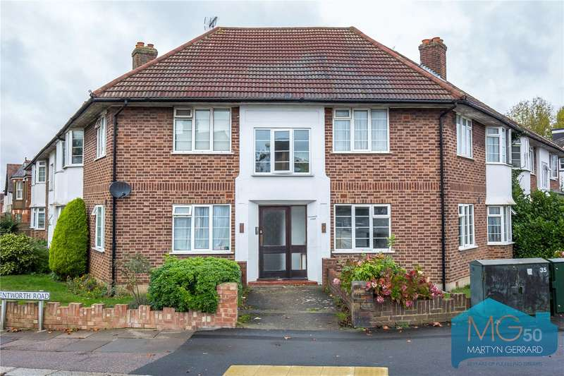 2 Bedrooms Apartment Flat for sale in Wentworth Court, Wentworth Road, Barnet, Hertfordshire, EN5