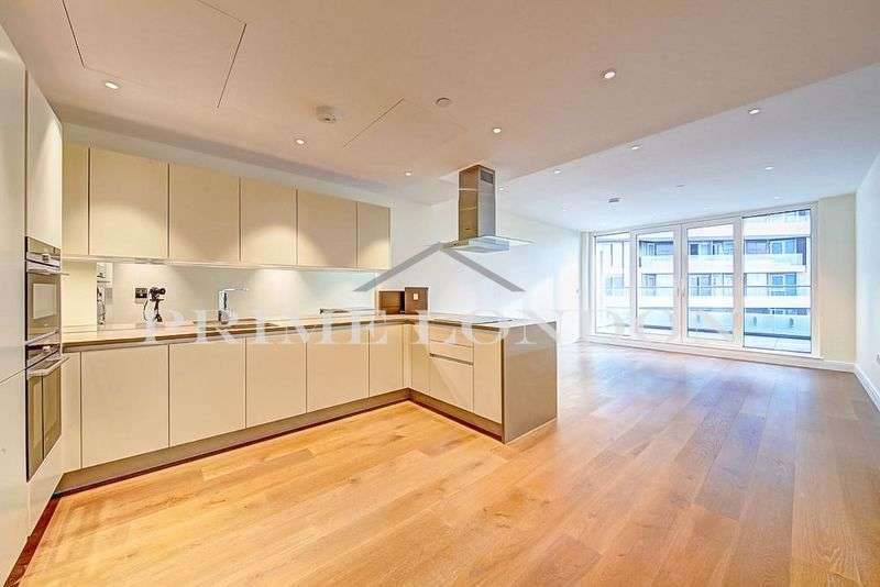 3 Bedrooms Property for sale in Cascade Court, 1 Sopwith Way, Vista Chelsea Bridge Wharf