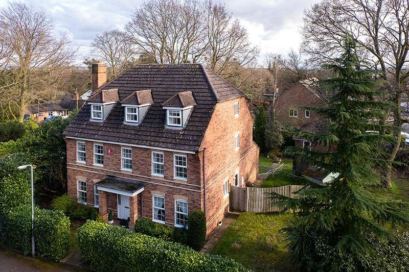 6 Bedrooms Detached House for sale in 1 The Croft, Kidderminster, Worcestershire, DY11