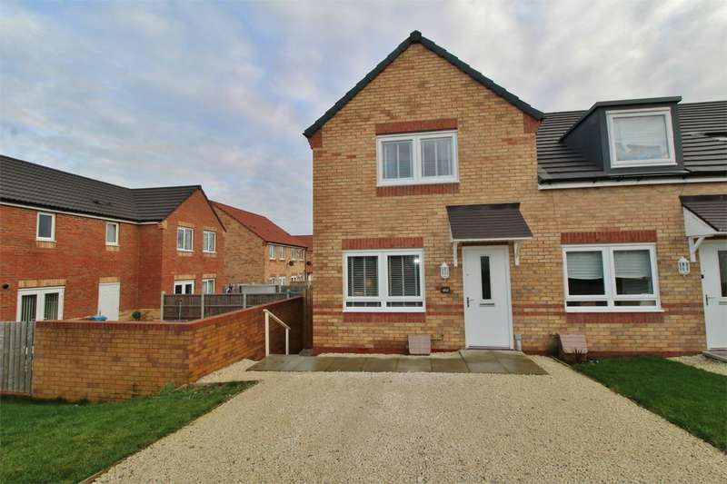 2 Bedrooms End Of Terrace House for sale in Remington Road, SHEFFIELD, South Yorkshire