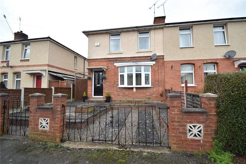 2 Bedrooms Semi Detached House for sale in Glenthorne Avenue, Worcester, Worcestershire