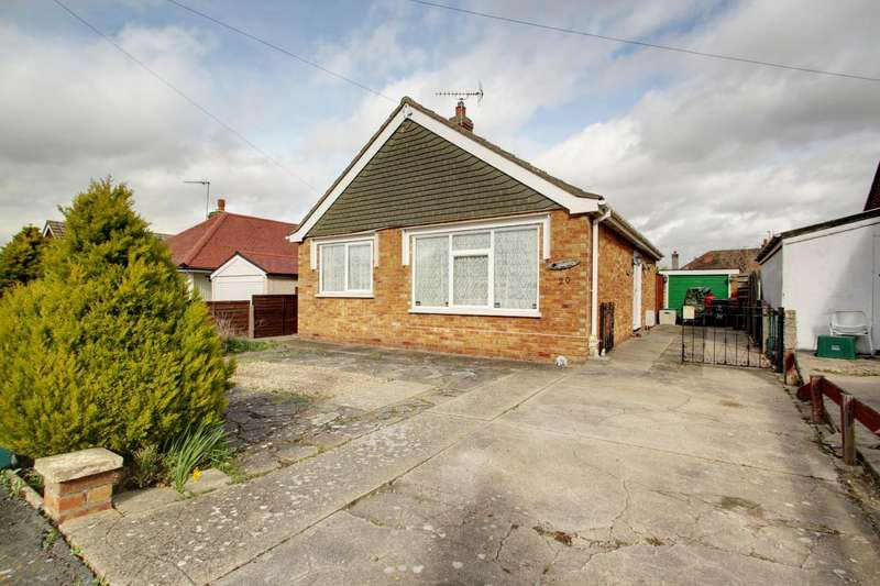 2 Bedrooms Detached Bungalow for sale in Nansen Road, Holland-On-Sea