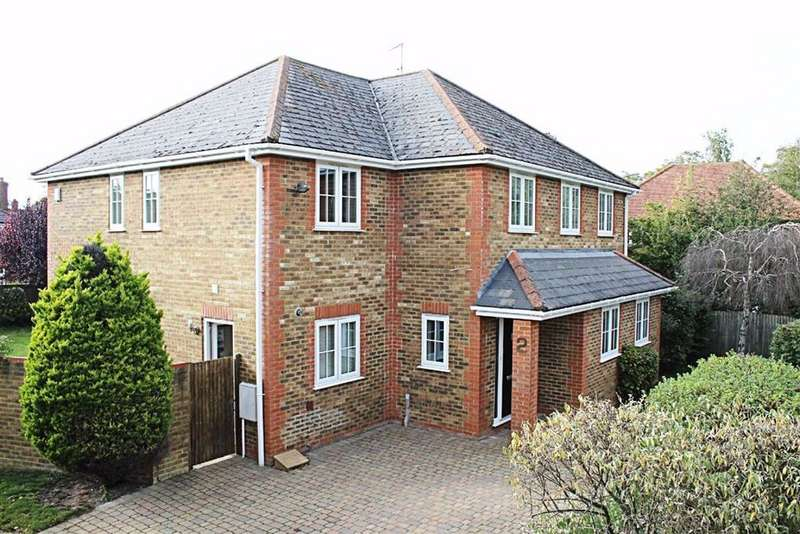 5 Bedrooms Detached House for sale in Tring, Hertfordshire