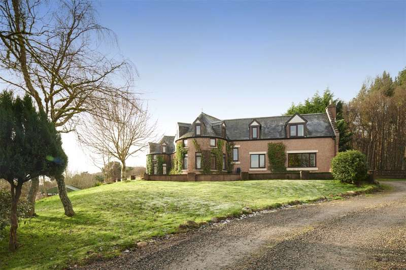 5 Bedrooms Detached House for sale in Leachkin Lodge, Leachkin, Inverness, IV3