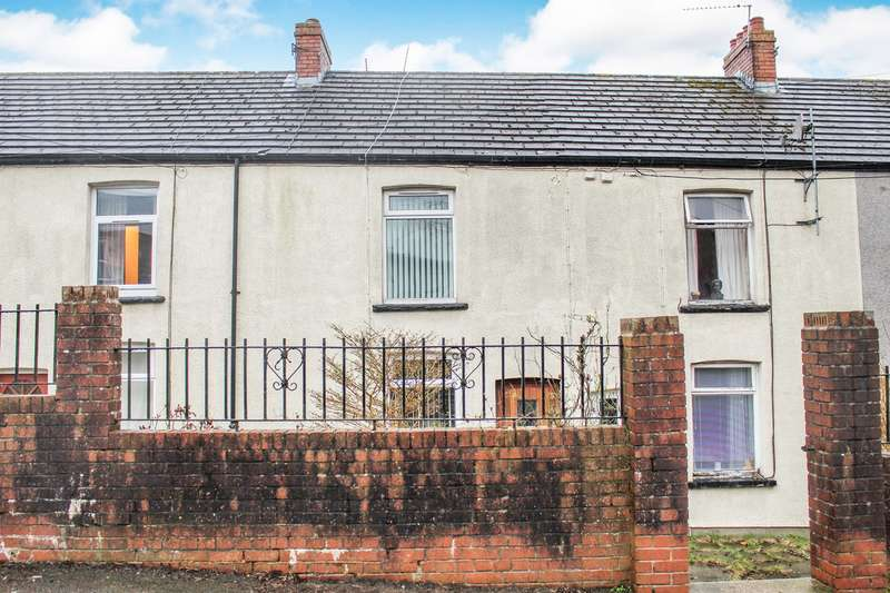 2 Bedrooms Terraced House for sale in Llanover Road, Blaenavon, Pontypool, NP4