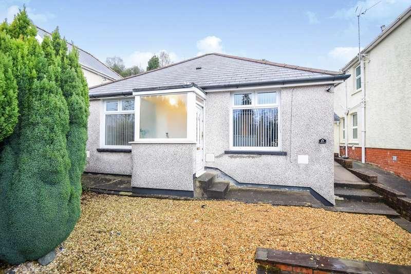 2 Bedrooms Detached Bungalow for sale in Usk Road, Pontypool, NP4