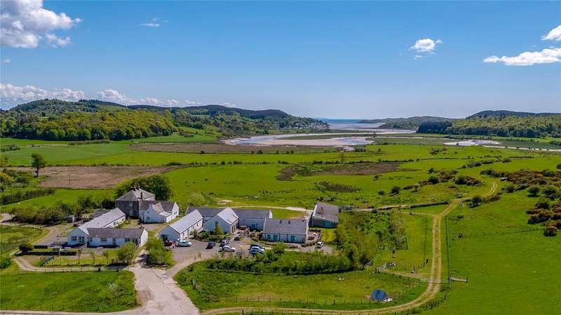 6 Bedrooms Farm Commercial for sale in Meikle Richorn Farm & Cottages, Dalbeattie, Dumfries, Dumfries & Galloway, South West Scotland, DG5