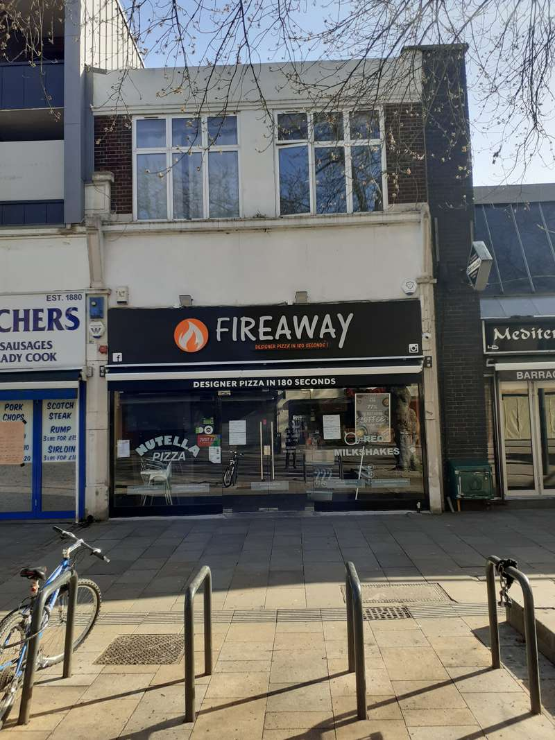Commercial Property for sale in 47 The Parade, Watford, WD17
