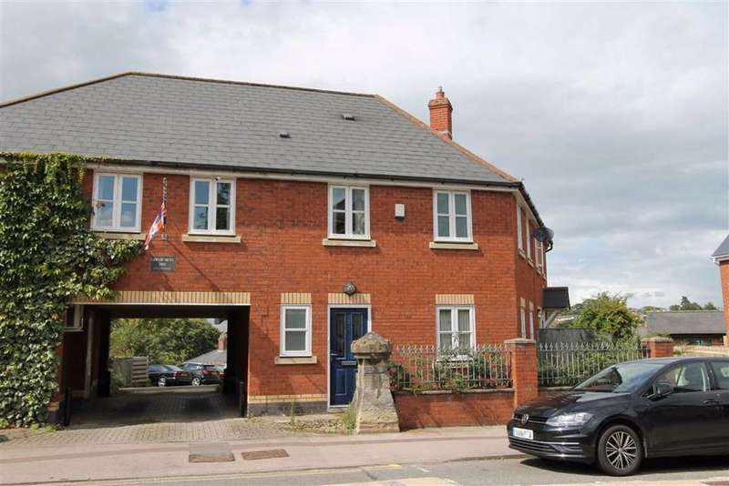 3 Bedrooms Terraced House for sale in Cantilupe Road, Ross-On-Wye