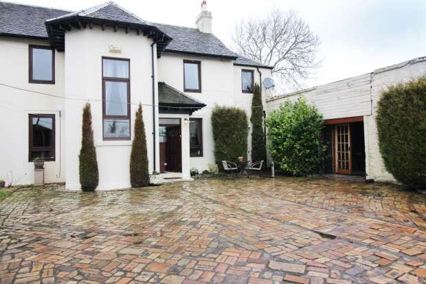 3 Bedrooms Detached House for sale in Hamilton Road, Falkirk, FK2 8SH