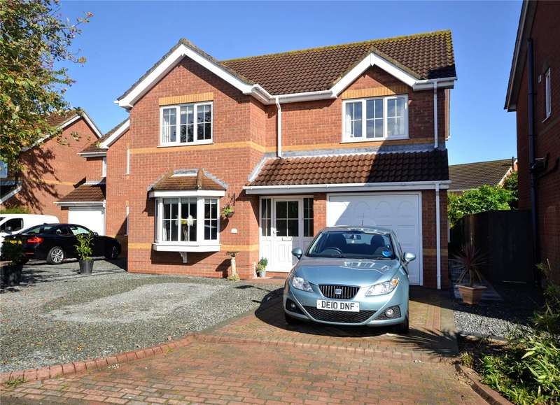 4 Bedrooms House for sale in Honeysuckle Court, Cleethorpes, DN35