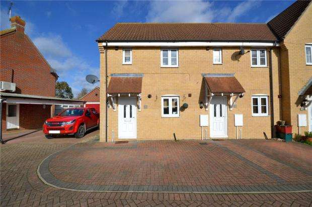 2 Bedrooms End Of Terrace House for sale in Hampstead Avenue, Clacton-on-Sea, Essex