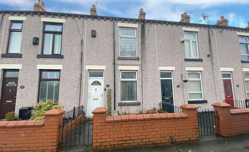 2 Bedrooms Terraced House for sale in Settle Street, Great Lever, Bolton, BL3 3DJ