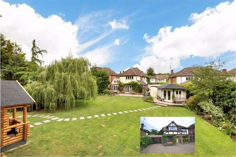4 Bedrooms House for sale in Parkgate Crescent, Hadley Wood, Herts