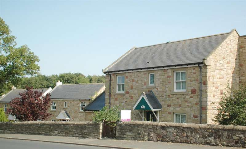 3 Bedrooms Semi Detached House for sale in Plum Tree House, 2 Tweed Meadows, Cornhill-On-Tweed