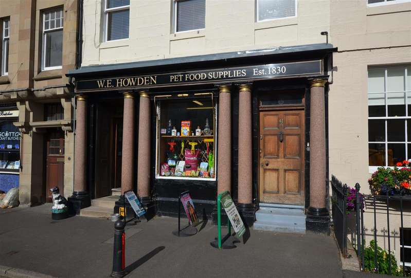 Property for sale in W.E Howden Pet Supplies, 61 High Street, Coldstream