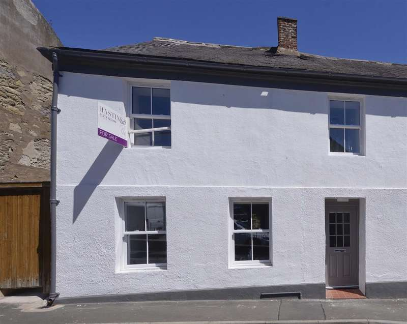 3 Bedrooms Semi Detached House for sale in 7 Market Street, Coldstream