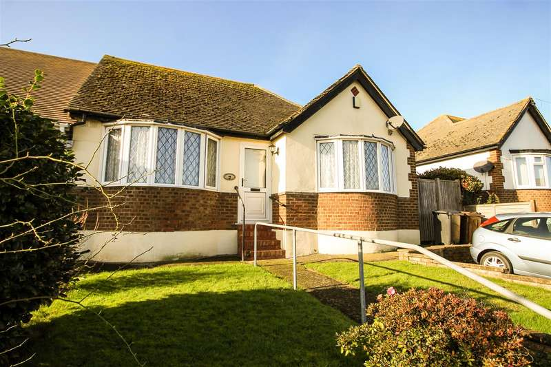 2 Bedrooms Semi Detached Bungalow for sale in York Road, Bexhill-On-Sea