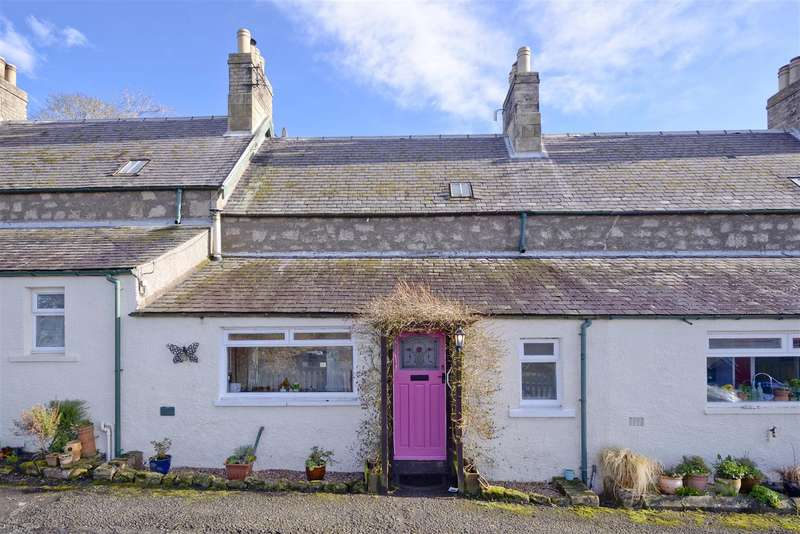 3 Bedrooms Terraced House for sale in 5 Whitsomehill Farm Cottages, Duns