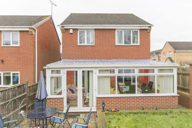 3 Bedrooms House for sale in Ashton Road, Clay Cross, Chesterfield