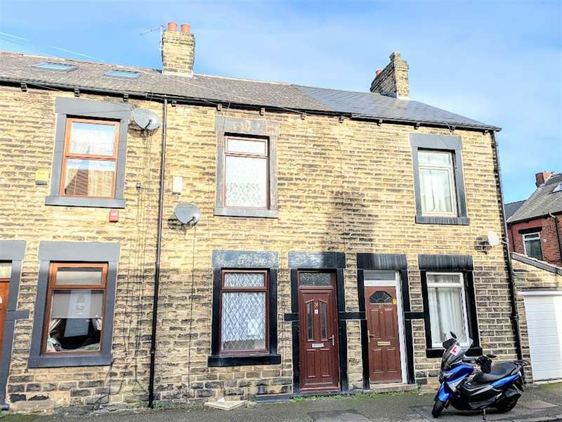 2 Bedrooms Terraced House for sale in Blenheim Avenue, Barnsley, S70 6AZ