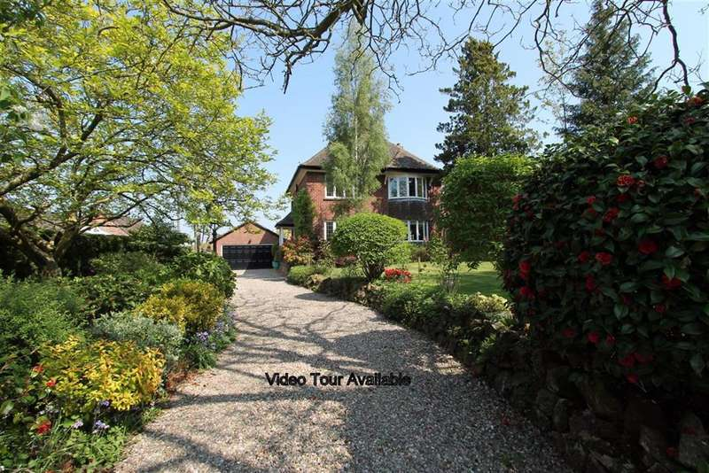 5 Bedrooms Detached House for sale in Ross-On-Wye