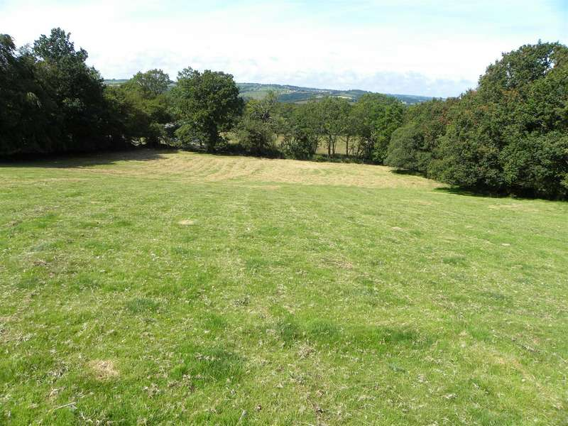 Land Commercial for sale in Formerly part of Tynrhos, Llangeitho, Tregaron