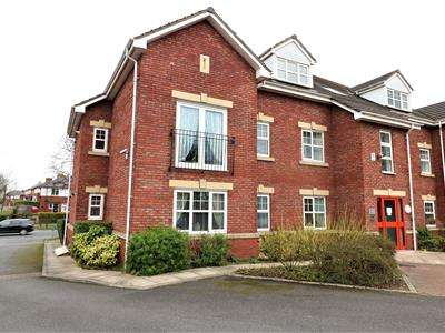 2 Bedrooms Flat for sale in Wyndthorpe Court, Stag, Rotherham
