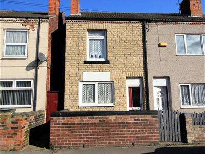 2 Bedrooms Terraced House for sale in Victoria Street, Dinnington, Sheffield