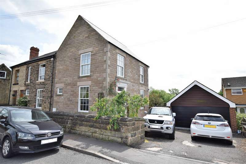 4 Bedrooms Semi Detached House for sale in Sandbed Lane, Belper