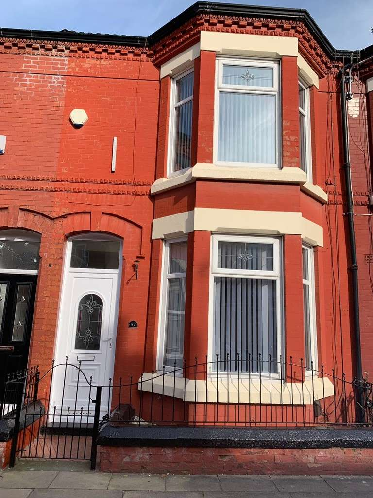3 Bedrooms Terraced House for rent in Silverdale Avenue, Old Swan, Liverpool, L13