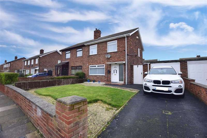 3 Bedrooms Semi Detached House for sale in Raleigh Road, Wirral, Merseyside