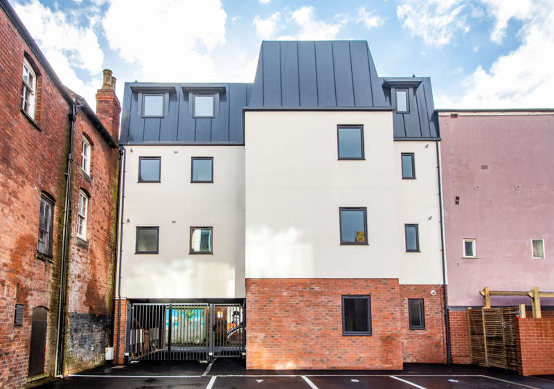 1 Bedroom Apartment Flat for sale in Plot 12 Alban House, East Street Hereford, Hereford, Herefordshire, HR1 2LW