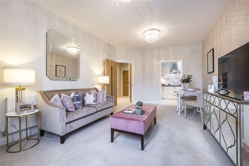 1 Bedroom Retirement Property for sale in Beck House, 174 Twickenham Road, Isleworth, TW7