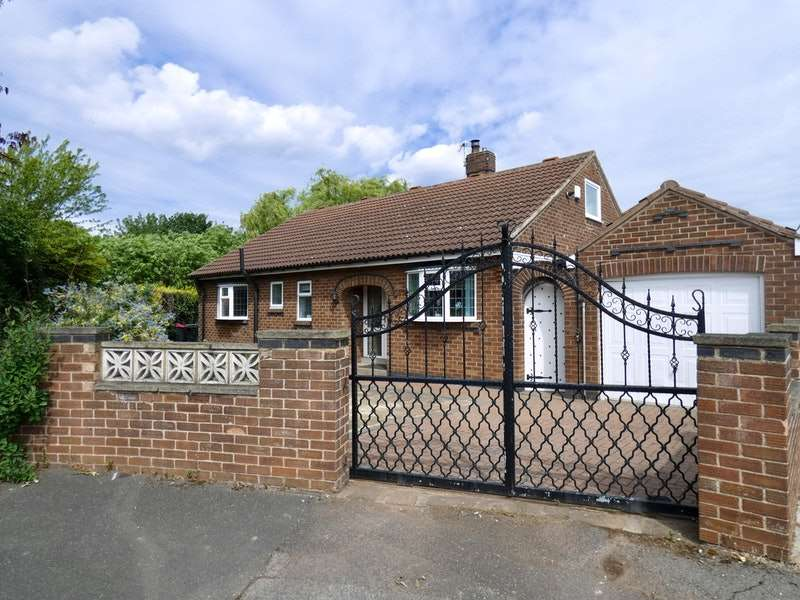 4 Bedrooms Bungalow for sale in Broom Riddings, Rotherham, South Yorkshire, S61