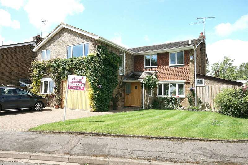 5 Bedrooms Detached House for sale in Beacon View, Stanbridge, Beds,