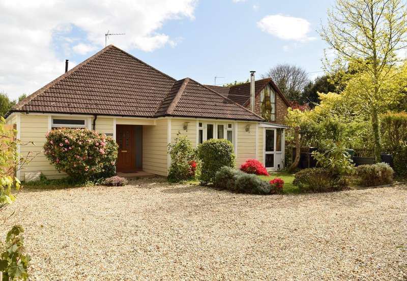 4 Bedrooms Detached Bungalow for sale in Swains Road, Bembridge, Isle of Wight, PO35 5XS