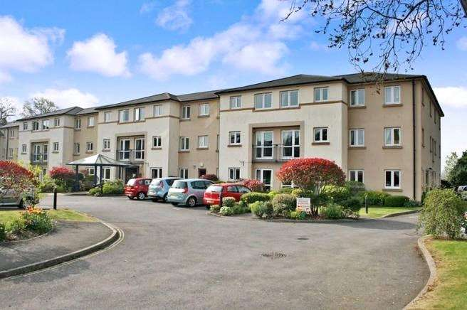 1 Bedroom Flat for sale in Lefroy Court, Talbot Road, Cheltenham, Gloucestershire, GL51